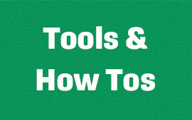 Tools & How Tos